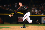 PHOENIX, AZ - MAY 28:  Brad Ziegler #29 of the Arizona Diamondbacks delivers a pitch during the ninth inning against the San Diego Padres at Chase Field on May 28, 2016 in Phoenix, Arizona. The Arizona Diamondbacks won 8-7. (Photo by Jennifer Stewart/Getty Images)