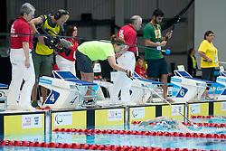 SNYDER Bradley USA at 2015 IPC Swimming World Championships -  Men's 400m Freestyle S11