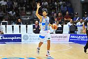 DESCRIZIONE : Supercoppa 2014 Semifinale Dinamo Banco di Sardegna Sassari - Virtus Acea Roma<br /> GIOCATORE : Massimo Chessa<br /> CATEGORIA : Palleggio Schema<br /> SQUADRA : Dinamo Banco di Sardegna Sassari<br /> EVENTO : Supercoppa 2014<br /> GARA : Dinamo Banco di Sardegna Sassari - Virtus Acea Roma<br /> DATA : 04/10/2014<br /> SPORT : Pallacanestro <br /> AUTORE : Agenzia Ciamillo-Castoria / Luigi Canu<br /> Galleria : Supercoppa 2014<br /> Fotonotizia : Supercoppa 2014 Semifinale Dinamo Banco di Sardegna Sassari - Virtus Acea Roma