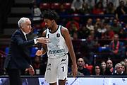 Young Cameron<br /> A X Armani Exchange Olimpia Milano - Pallacanestro Cantu<br /> Basket Serie A LBA 2019/2020<br /> Milano 05 January 2020<br /> Foto Mattia Ozbot / Ciamillo-Castoria