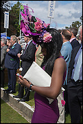 CAFOLIN CAMPBELL, Ebor Festival, York Races, 20 August 2014