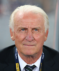 10.09.2013, Ernst Happel Stadion, Wien, AUT, FIFA WM Qualifikation, Oesterreich vs Irland, Rueckspiel, im Bild Giovanni Trapattoni, (IRL, Trainer)  // during the FIFA World Cup Qualifier second leg Match between Austria and Ireland the Ernst Happel Stadium in Vienna, Austria on 2013/09/10. EXPA Pictures © 2013, PhotoCredit: EXPA/ Thomas Haumer