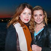 NLD/Amsterdam/20130326 - Presentatie Like My Brand 2013, Sanne Vogel en Gigi Ravelli