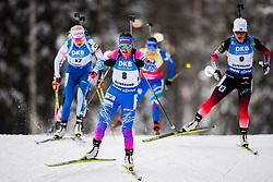 March 10, 2019 - –Stersund, Sweden - 190310 Ekaterina Yurlova Percht of Russia during the Women's 10 km Pursuit during the IBU World Championships Biathlon on March 10, 2019 in Östersund..Photo: Petter Arvidson / BILDBYRÃ…N / kod PA / 92254 (Credit Image: © Petter Arvidson/Bildbyran via ZUMA Press)
