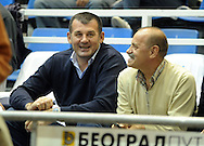 KOSARKA, BEOGRAD, 21. Nov. 2010. - Zoran Savic.  Utakmica 13. kola NLB lige  u sezoni (2010/2011) izmedju Partizana i Crvene zvezde. Foto: Nenad Negovanovic