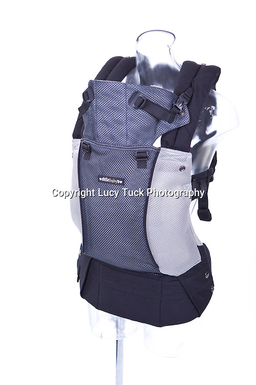 Product photography, studio product photo, baby carrier product shot, non stock photos of baby carrier, Longmont, CO