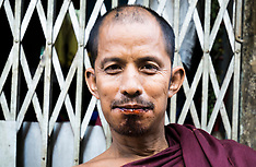 30th Street, Yangon, Myanmar