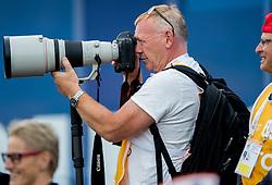 09-07-2016 NED: European Athletics Championships day 4, Amsterdam<br /> Fotograaf media pers Karel