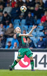 27.04.2019, Cashpoint Arena, Altach, AUT, 1. FBL, Cashpoint SCR Altach vs FC Wacker Innsbruck, Qualifikationsgruppe, 28. Spieltag, im Bild Bryan Henning (FC Wacker Innsbruck) // during the tipico Bundesliga qualification group, 28th round match between Cashpoint SCR Altach and FC Wacker Innsbruck at the Cashpoint Arena in Altach, Austria on 2019/04/27. EXPA Pictures © 2019, PhotoCredit: EXPA/ Peter Rinderer