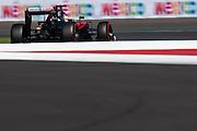 October 29, 2016: Mexican Grand Prix. Fernando Alonso (SPA), McLaren Honda