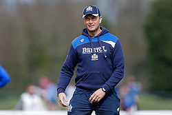 Bristol Rugby First Team Coach Sean Holley - Mandatory byline: Rogan Thomson/JMP - 02/04/2016 - RUGBY UNION - Richmond Athletic Ground - London, England - London Scottish v Bristol Rugby - Greene King IPA Championship.