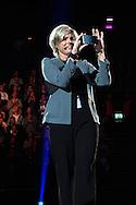 AMSTERDAM - Photos inspiration 360 Princess Laurentien and Richard Branson - on stage in the Ziggodome  COPYRIGHT ROBIN UTRECHT AMSTERDAM - Foto's Inspiration360 met prinses Laurentien en Richard Branson in de ziggodome . COPYRIGHT ROBIN UTRECHT<br /> Richard Branson in gesprek met Eva Jinek in de Ziggo Dome op Inspiration360, een evenement voor Nederlandse ondernemers.<br /> Al Gore in de Ziggo Dome op Inspiration360, een evenement voor Nederlandse ondernemers.