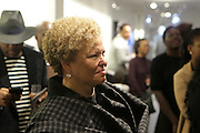 New York, NY-December 3: Debra L. Lee, President & CEO, BET Networks attends Harriette Cole's 20th Anniversary Business Celebration held at Lafayette 148 Headquarters on December 3, 2015 in New York City.  (Photo by Terrence Jennings/terrencejennings.com)