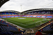 Stadium shot before the EFL Sky Bet League 1 match between Bolton Wanderers and Bradford City at the Macron Stadium, Bolton, England on 24 September 2016. Photo by Simon Brady.
