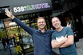 ADE - 538DJ Hotel met Armin van Buuren