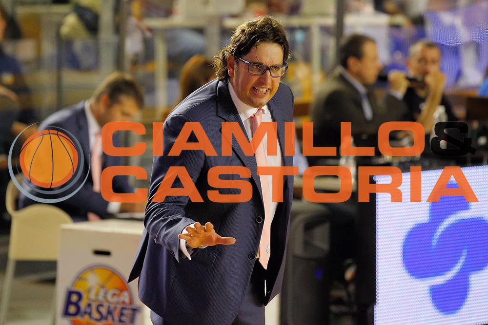 DESCRIZIONE : Roma Lega A 2012-13 Virtus Roma chebolletta Cantu<br /> GIOCATORE : Andrea Trinchieri<br /> CATEGORIA : coach<br /> SQUADRA : chebolletta Cantu<br /> EVENTO : Campionato Lega A 2012-2013 <br /> GARA : Virtus Roma chebolletta Cantu<br /> DATA : 07/10/2012<br /> SPORT : Pallacanestro <br /> AUTORE : Agenzia Ciamillo-Castoria/ElioCastoria<br /> Galleria : Lega Basket A 2012-2013  <br /> Fotonotizia : Roma Lega A 2012-13 Virtus Roma chebolletta Cantu<br /> Predefinita :