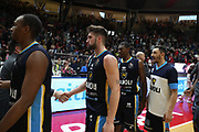 Fabio Mian<br /> Openjobmetis Pallacanestro Varese - Vanoli Cremona<br /> Lega Basket Serie A 2016/2017<br /> Varese 30/04/2017<br /> Foto Ciamillo-Castoria