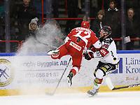2020-03-06   Ljungby, Sverige: Troja-Ljungby (72) Sebastian Hansson under matchen i Hockeyettan mellan IF Troja/Ljungby och Bodens HF i Ljungby Arena ( Foto av: Fredrik Sten   Swe Press Photo )<br /> <br /> Nyckelord: Ljungby, Ishockey, Hockeyettan, Ljungby Arena, IF Troja/Ljungby, Bodens HF, fstb200306, playoff, kval