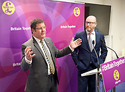 Paul Nuttall and Mike Hookem MEP launch UKIP's Fisheries policies<br /> 11th May 2017  Westminster, London, Great Britain <br /> <br /> <br /> Photograph by Elliott Franks <br /> Image licensed to Elliott Franks Photography Services