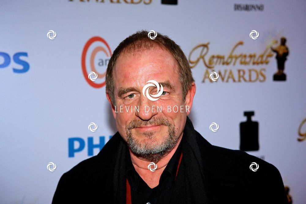 AMSTERDAM - In discotheek De Escape op het Rembrandtplein zijn weer de Rembrandt Awards 2012 uitgereikt. Met op de foto Filip Bolluyt. FOTO LEVIN DEN BOER - PERSFOTO.NU