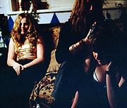 Kayleigh, Victoria and Kayleigh, UK, 1990s.