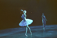 English National Ballet in Derek Deane's Swan Lake in the round