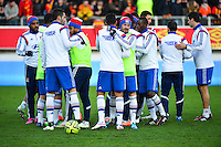 Groupe Lyon - 17.01.2015 - Lens / Lyon - 21eme journee Ligue 1<br />