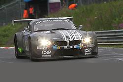 23.06.2011, GER, Motorsport, 24 H Rennen Nürburgring, im Bild Doerr Motorsport (Rudi ADAMS, Chris GOODWIN, Arnd MEIER), EXPA Pictures © 2011, PhotoCredit: EXPA/ A. Neis
