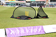 General Ground View during the Royal London Women's One Day International match between England Women Cricket and Australia at the Fischer County Ground, Grace Road, Leicester, United Kingdom on 4 July 2019.