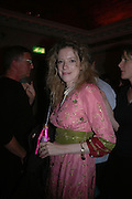 Al Morrow. One Fo(u)r Party hosted by Nicolas Feullatte champage at Mivida, 8-9 Argyll Street. London.   October 11 2005. ONE TIME USE ONLY - DO NOT ARCHIVE © Copyright Photograph by Dafydd Jones 66 Stockwell Park Rd. London SW9 0DA Tel 020 7733 0108 www.dafjones.com