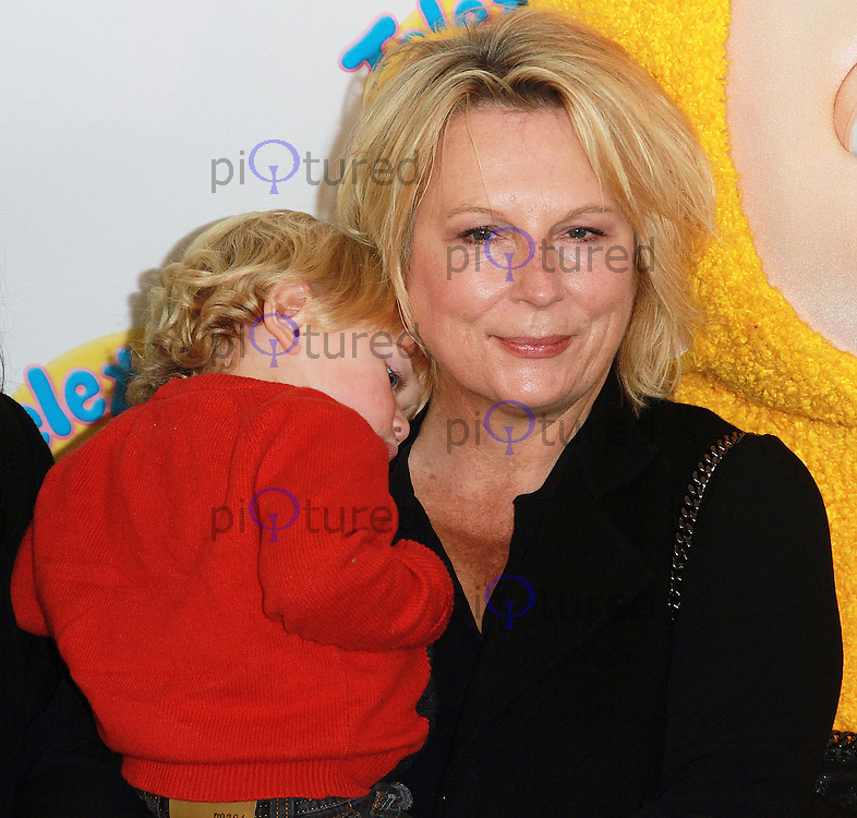Jennifer Saunders, Teletubbies - World Premiere, BFI Southbank, London UK, 25 October 2015, Photo by Brett D. Cove