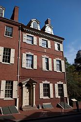 Bishop White House, Independence National Historical Park, Philadelphia, Pennsylvania, United States of America