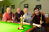 Workmans Club Billiards final