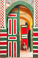 The most colorful door of Essaouira