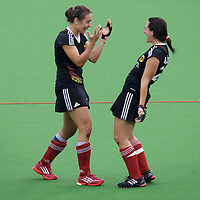 Ceremonie EHC 2013 women
