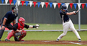 Westcity-Metro batter Richard Clarke. New Zealand Baseball Nationals Final, Howick-Pakuranga v Westcity-Metro, Crossfields Reserve, Auckland, Sunday 11 March 2012. Photo: Simon Watts/photosport.co.nz