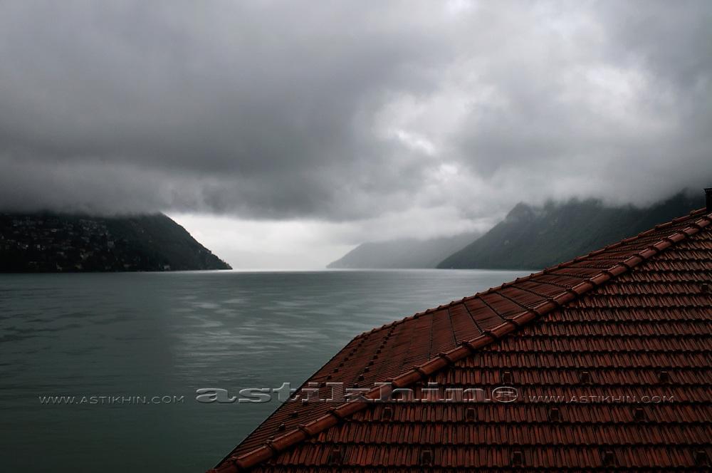 Rain in Italy.
