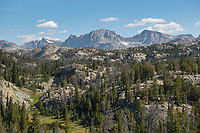 Fremont Peak Wind River Range Wyoming