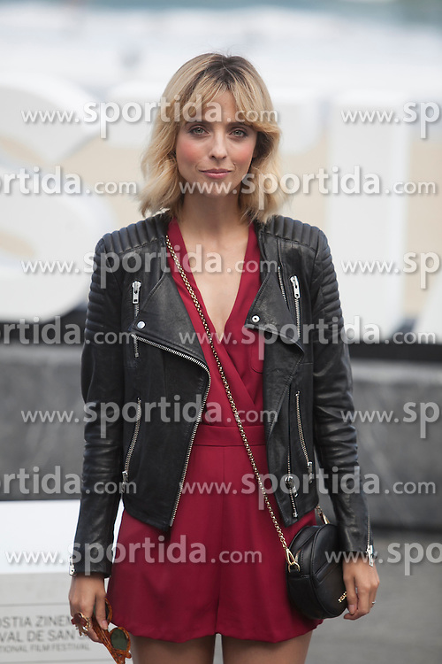 26.09.2015, Madrid, San Sebastian, ESP, San Sebastian International Film Festival, im Bild Spanish actress Leticia Dolera poses during `La novia&acute; (The Bride) film presentation // at 63rd Donostia Zinemaldia, San Sebastian International Film Festival in Madrid in San Sebastian, Spain on 2015/09/26. EXPA Pictures &copy; 2015, PhotoCredit: EXPA/ Alterphotos/ Victor Blanco<br /> <br /> *****ATTENTION - OUT of ESP, SUI*****