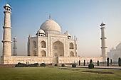 India - Agra, Delhi