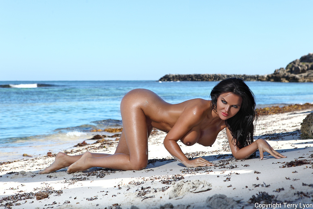 Christine McQueen Cottesloe beach shoot Terry Lyon