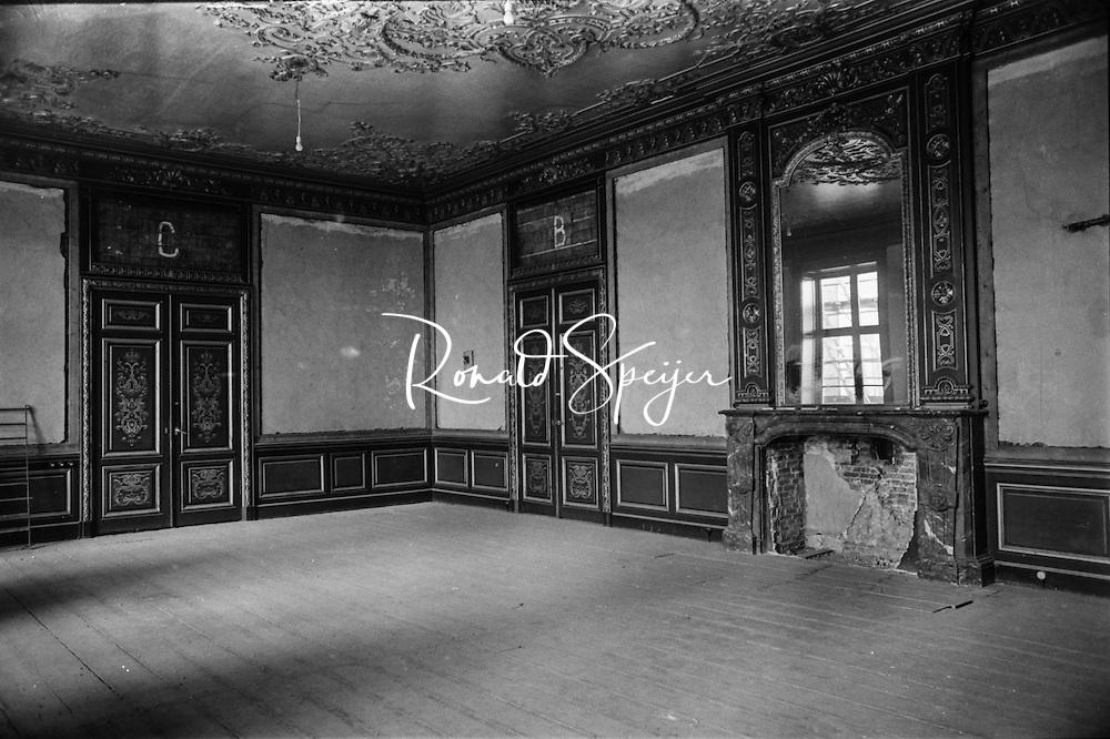 Schade aan het interieur van Paleis Noordeinde vergt een jarenlange ...