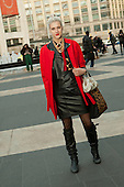 Fall Fashion Week - 2012