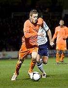 Holland's Jeffrey Gouweleeuw - Scotland v Holland - UEFA U21 European Championship qualifier at St Mirren Park..© David Young - .5 Foundry Place - .Monifieth - .Angus - .DD5 4BB - .Tel: 07765 252616 - .email: davidyoungphoto@gmail.com.web: www.davidyoungphoto.co.uk