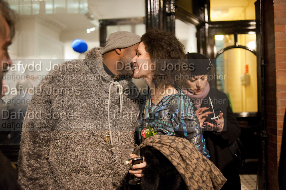CEDRIC CHRISTIE; MOLLIE DENT-BROCKLEHURST, There is a Land Called Loss | Annie Morris | Pertwee Andersen and Gold, in association with Adam Waymouth Art , Private View, 15 bateman st. W1 2nd February 2012