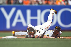 20140730 - Pittsburgh Pirates at San Francisco Giants