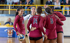 2018 NC Central Volleyball at A&T