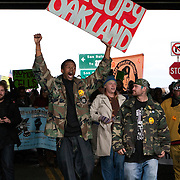 OAKLAND MARCHES AGAINST SLAVERY