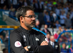 Huddersfield Town manager David Wagner before the match - Mandatory by-line: Jack Phillips/JMP - 25/08/2018 - FOOTBALL - The John Smith's Stadium - Huddersfield, England - Huddersfield Town v Cardiff City - English Premier League