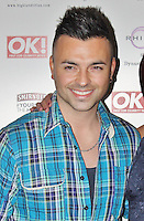 LONDON - November 27: Andy Scott-Lee at the OK! Magazine - Christmas Party (Photo by Brett D. Cove)